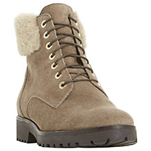 Buy Dune Perrinn Lace Up Ankle Boots Online at johnlewis.com