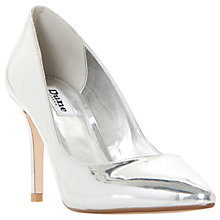 Buy Dune Aurrora Pointed Toe Court Shoes Online at johnlewis.com