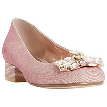Buy Dune Baya Jewelled Pumps Online at johnlewis.com