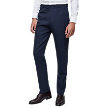 Buy Reiss Jansen Slim Fit Tailored Wool Trousers Online at johnlewis.com