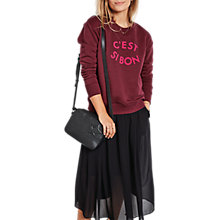 Buy hush C'est Si Bon Jumper, Multi Online at johnlewis.com