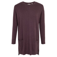 Buy Fat Face Lucy Longline Jumper Online at johnlewis.com