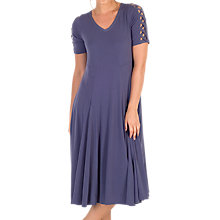 Buy Chesca Criss Cross Dress, Hyacinth Online at johnlewis.com