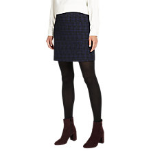 Buy Phase Eight Mya Textured Skirt, Multi Online at johnlewis.com