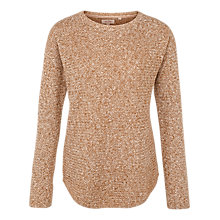 Buy Fat Face Harpenden Jumper, Amber Online at johnlewis.com