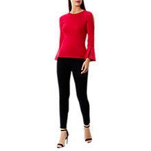 Buy Coast Rosie Knit Top, Pink Online at johnlewis.com