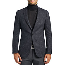 Buy HUGO by Hugo Boss C-Hamilton Blazer, Medium Grey Online at johnlewis.com
