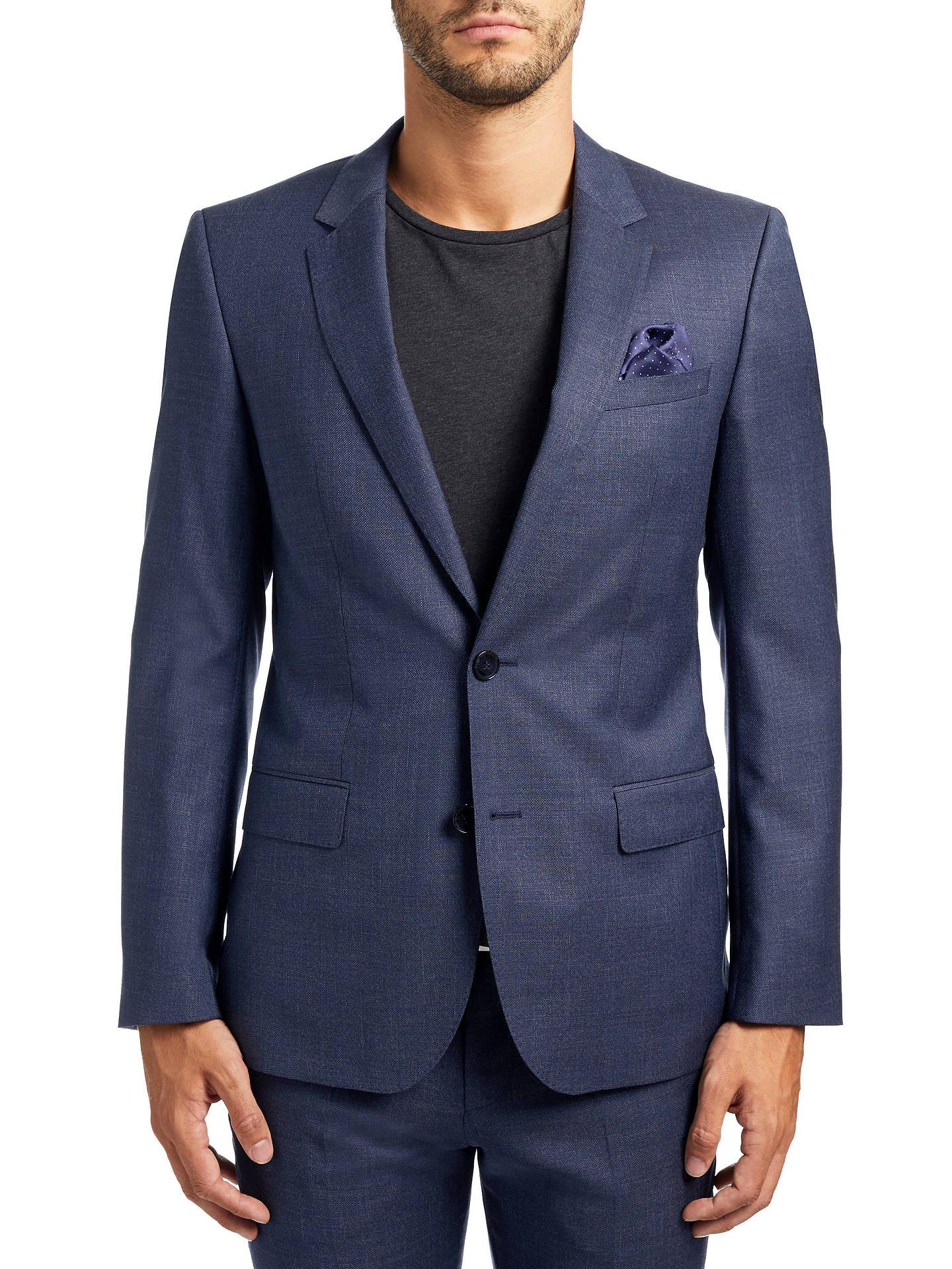 27f2bec35 HUGO by Hugo Boss C-Huge Virgin Wool Slim Fit Suit Jacket, Dark Blue ...