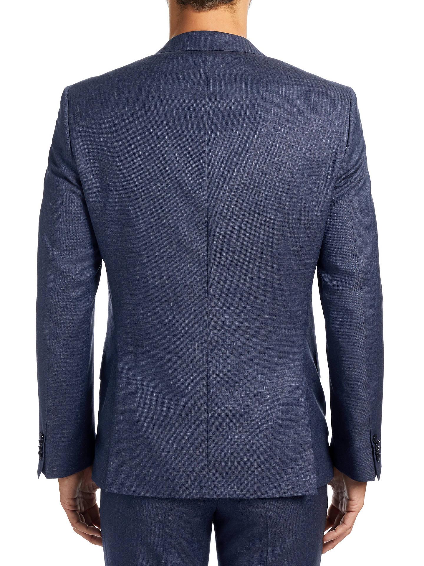 2481da08e ... Buy HUGO by Hugo Boss C-Huge Virgin Wool Slim Fit Suit Jacket, Dark ...