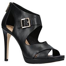 Buy MICHAEL Michael Kors Kimber Stiletto Heeled Sandals Online at johnlewis.com
