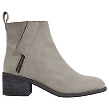 Buy Jigsaw Sia Block Heeled Ankle Boots Online at johnlewis.com