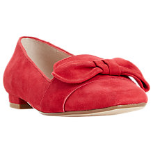 Buy Dune Graciano Bow Loafers Online at johnlewis.com
