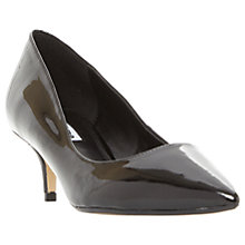 Buy Dune Alesandra Pointed Kitten Heel Shoes Online at johnlewis.com