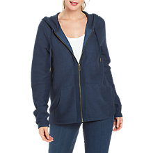 Buy Fat Face Southwold Textured Zip Jumper Online at johnlewis.com