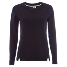Buy White Stuff Meadow Jumper, Midnight Blue Online at johnlewis.com