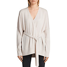 Buy AllSaints Inaya Wool Cardigan Online at johnlewis.com
