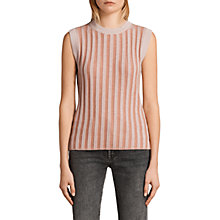 Buy Allsaints Kait Tank Top Online at johnlewis.com