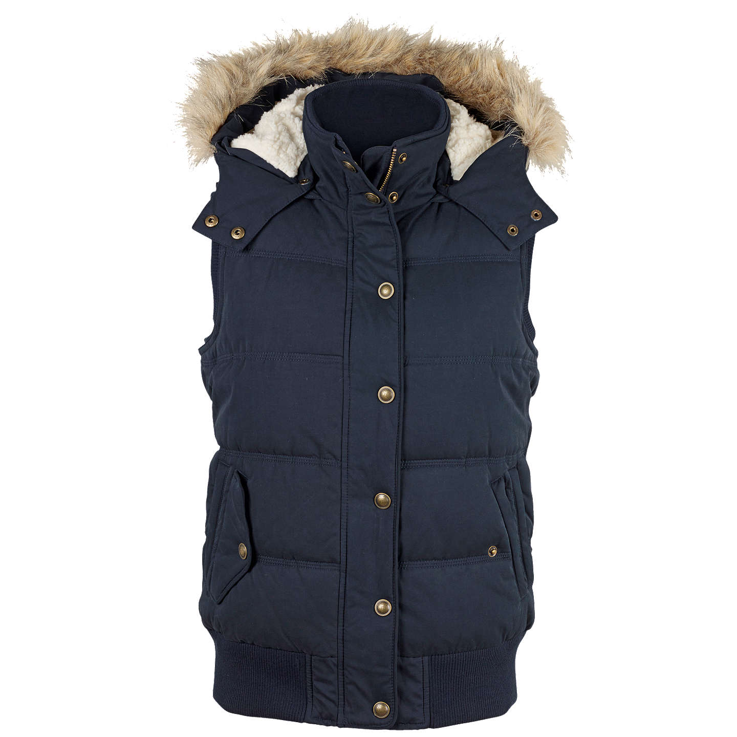 Under 50 Dollars Womens Heritage Outdoot Gilet Fat Face Clearance 100% Authentic High Quality For Sale Real Sale Online Genuine in0UF9Ce9c