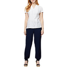 Buy East Harem Trousers, Ink Online at johnlewis.com