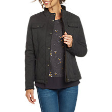 Buy Fat Face Quilted Shillington Jacket Online at johnlewis.com