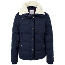 Buy Fat Face Poppy Short Puffer Jacket Online at johnlewis.com