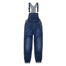 Buy Fat Face Denim Dungarees Online at johnlewis.com