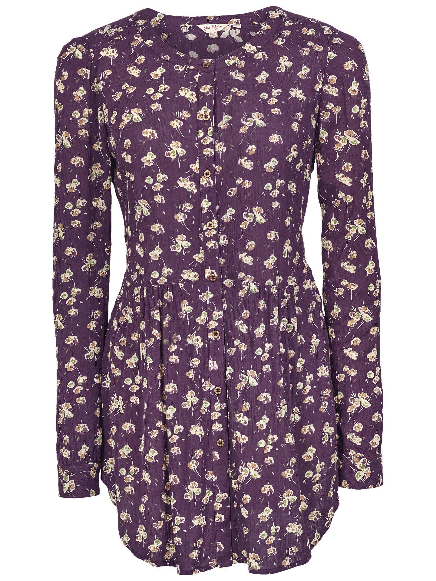 Dresses Generous Fatface Lilac Summer Dress Size 10