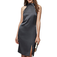Buy Reiss Mina Cowl Back Shift Dress Online at johnlewis.com