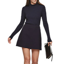 Buy Reiss Kim Long Sleeve Jumper, Starlight Online at johnlewis.com