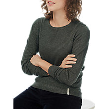 Buy Brora Merino Wool Sparkle Jumper Online at johnlewis.com