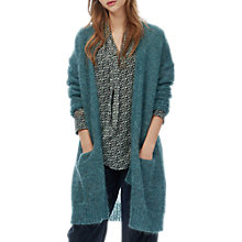 Buy Brora Mohair Long Line Cardigan Online at johnlewis.com