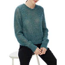 Buy Brora Mohair Textured Jumper Online at johnlewis.com
