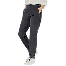 Buy Brora Jumbo Cord Trousers, Elephant Online at johnlewis.com