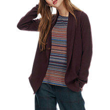 Buy Brora Cashmere Gauzy Shawl Cardigan Online at johnlewis.com