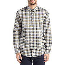 Buy BOSS Green C-Bustai Shirt, Medium Beige Online at johnlewis.com