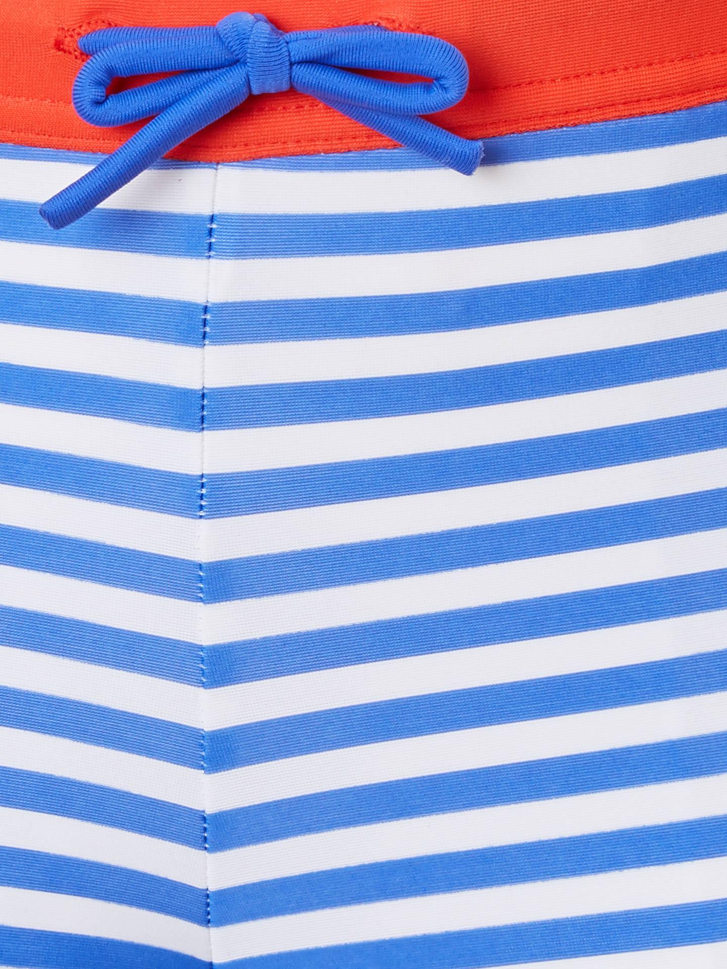 7a99cd295 ... BuyJohn Lewis   Partners Boys  Stripe Printed Swimming Trunks