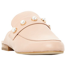 Buy Steve Madden Kandi-P Embellished Mule Loafers, Blush Online at johnlewis.com