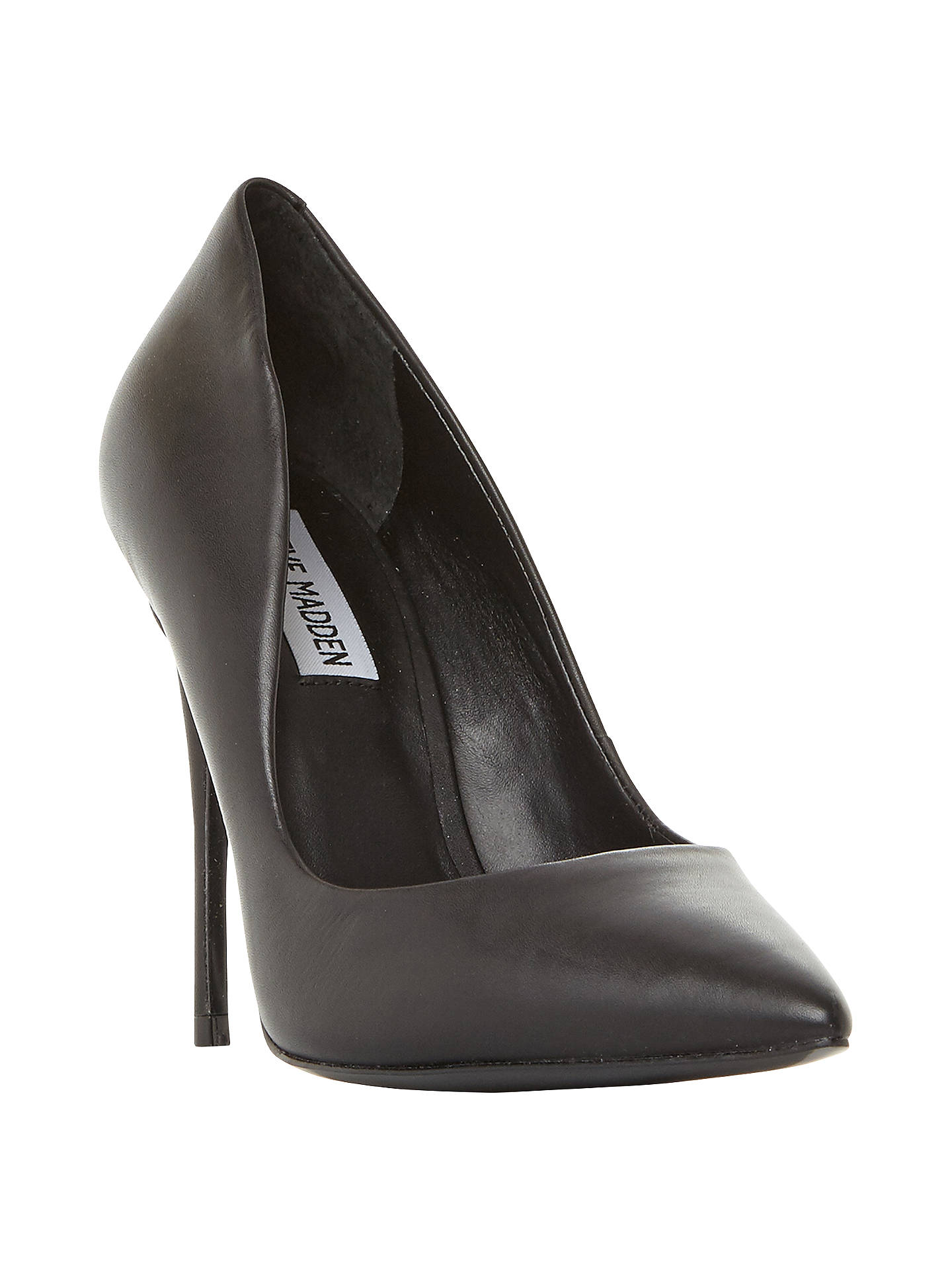db57924debf5 Steve Madden Daisie Stiletto Heeled Court Shoes at John Lewis   Partners