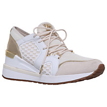 Buy MICHAEL Michael Kors Scout Lace Up Trainers Online at johnlewis.com