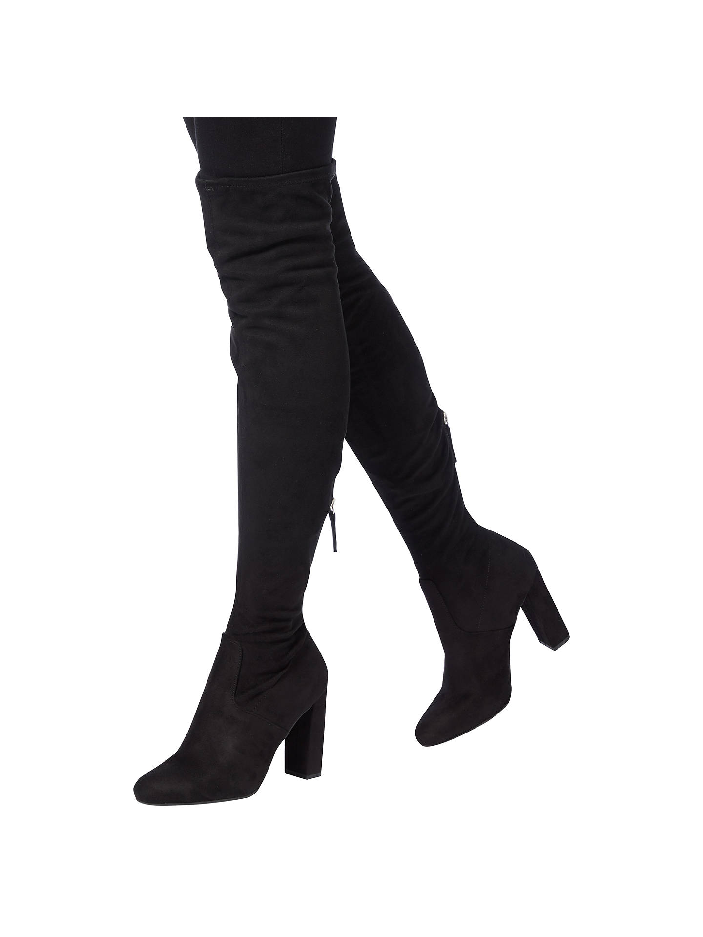 5ba985136fc ... Buy Steve Madden Emotions Block Heeled Over the Knee Boots