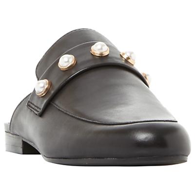 Steve Madden Kandi-P Embellished Mule Loafers, Black