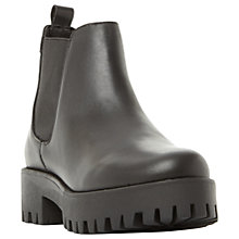Buy Steve Madden Bleeker Ankle Chelsea Boots, Black Online at johnlewis.com