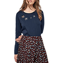 Buy Gerard Darel Ursula Star T-Shirt Online at johnlewis.com