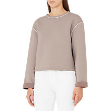 Buy Reiss Gaia Trim Detail Sweater Online at johnlewis.com