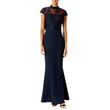 Buy Coast Jen Lace Bridesmaid Top Online at johnlewis.com