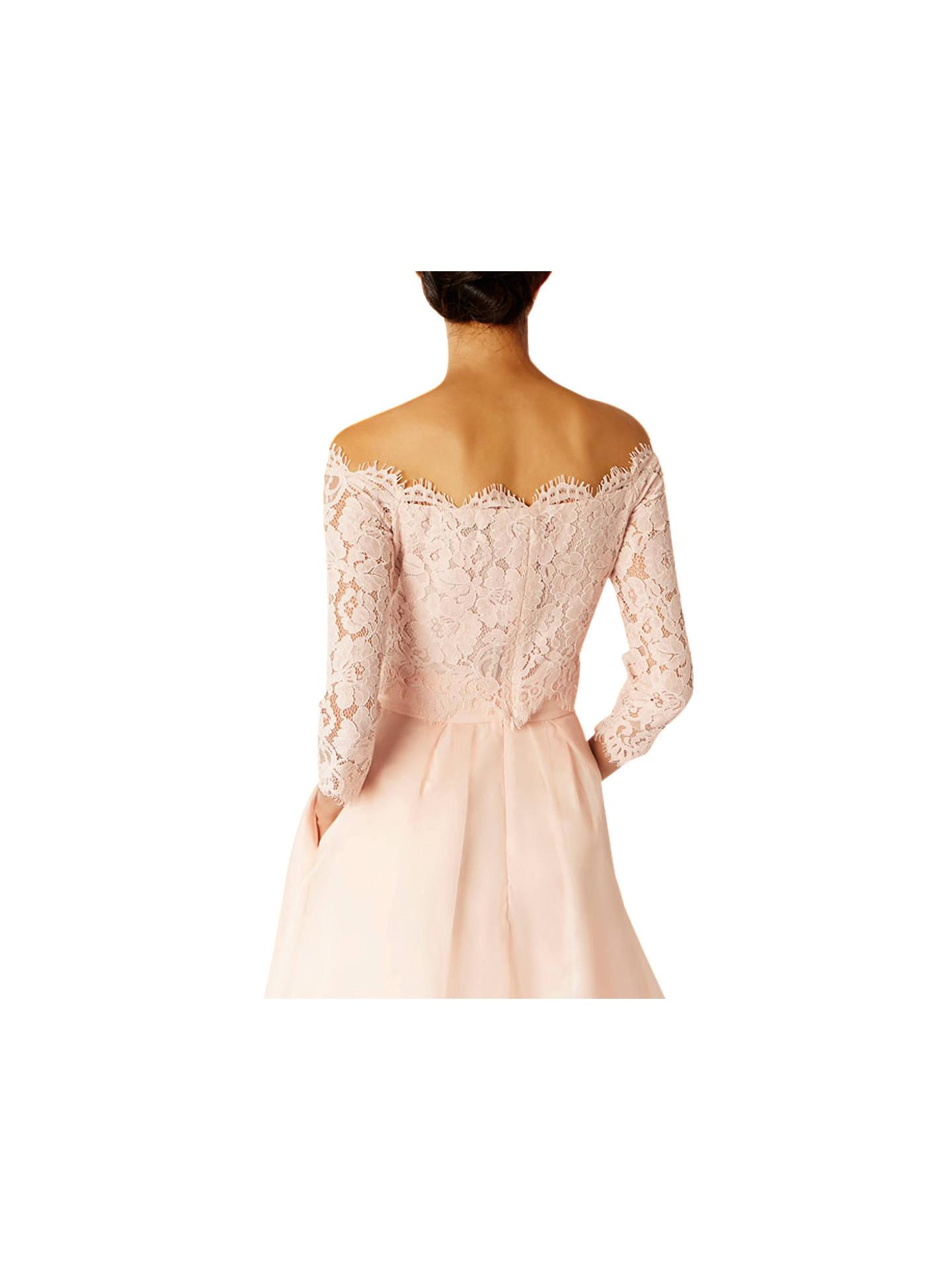 4ffeb321436167 ... Buy Coast Marr Lace Bridesmaid Top