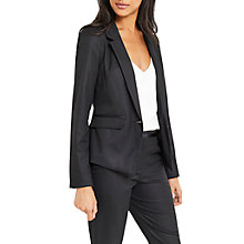 Buy Oasis Ines Jacket, Black Online at johnlewis.com