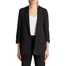 Buy AllSaints Aleida Long Sleeve Blazer Online at johnlewis.com