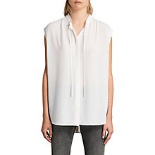 Buy AllSaints Raya Shirt Online at johnlewis.com