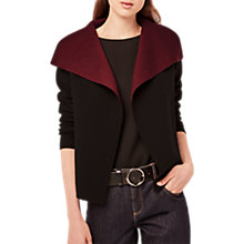 Buy Gerard Darel Loa Cardigan, Bordeaux Online at johnlewis.com